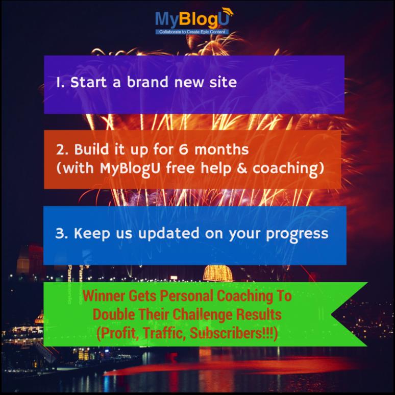 Start a new site