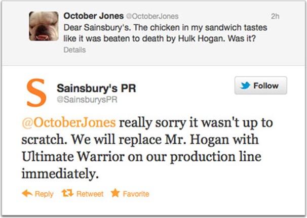 Twitter apology